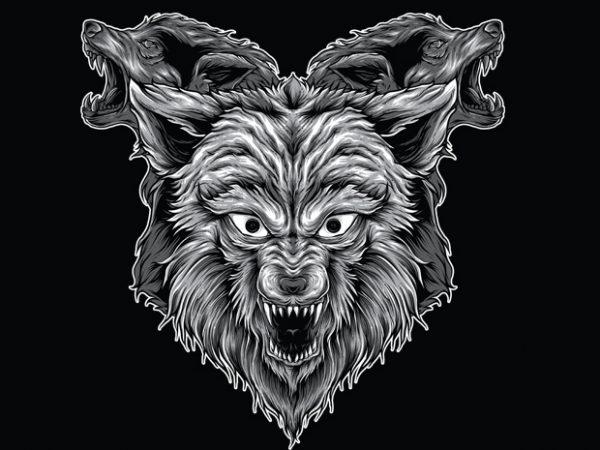 Untitled 1 1 600x450 - 3WOLF buy t shirt design