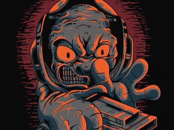 alien shooter 600x450 - Alien Shooter buy t shirt design