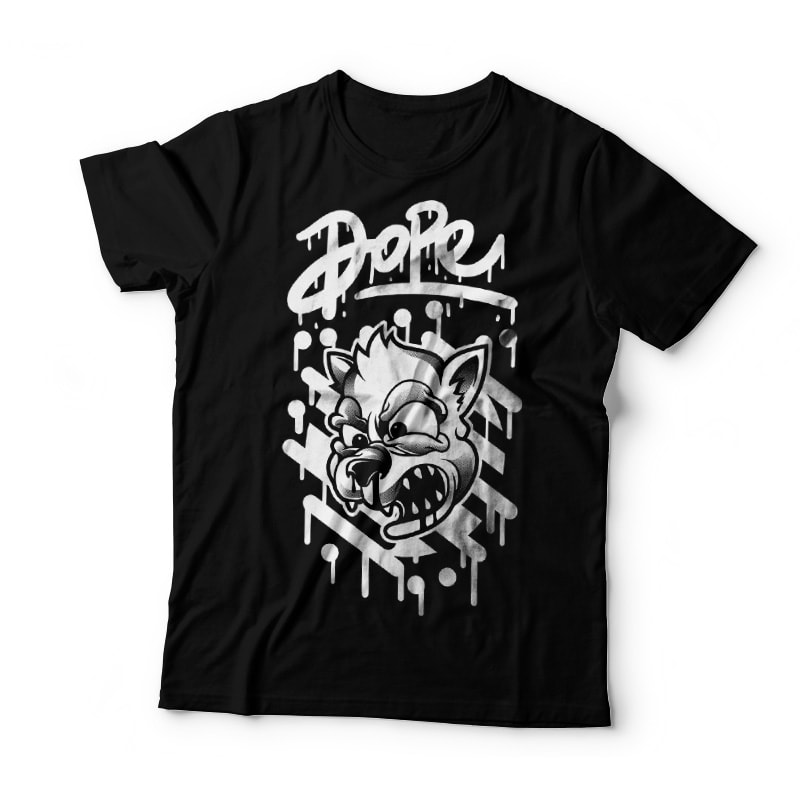 Dope Cat Buy T Shirt Designs