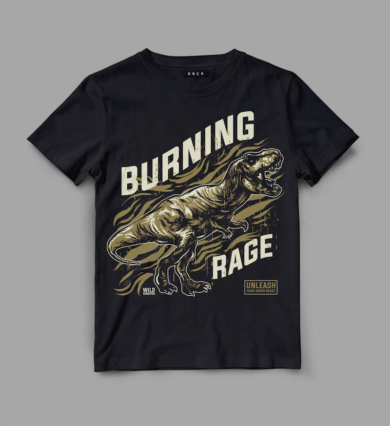 101 animal t-shirt designs bundle