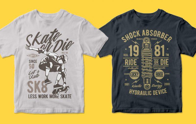 400 png tshirt designs bundle