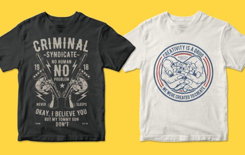 400 tshirt designs bundle