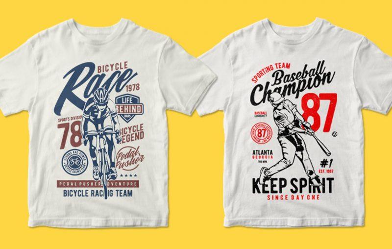 400 t-shirt designs bundle