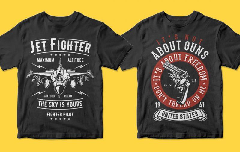 400 vector tshirt designs bundle