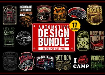 Automotive design bundle