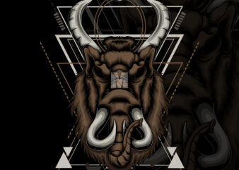 mammoth geometric