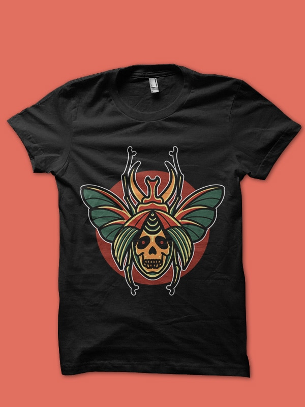 tattoo style tshirt design bundle ready to use