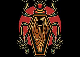 coffin beetle