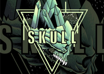 skull geometric