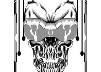 bes skull design for your brand
