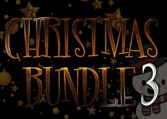 BIG 3 CHRISTMAS BUNDLE