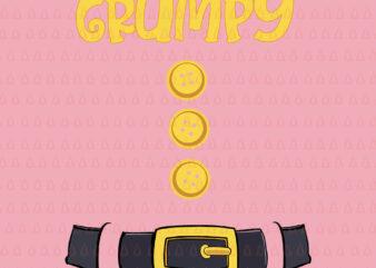 Grumpy Halloween Dwarf, Grumpy Halloween Dwarf svg, Grumpy Halloween Dwarf png, Grumpy Halloween svg, Grumpy svg, Grumpy png, Grumpy vector, Halloween vector