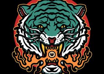anger tshirt design for sale