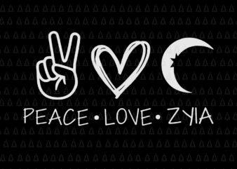 Peace love zyia svg, peace love zyia, peace love zyia png, peace love zyia vector