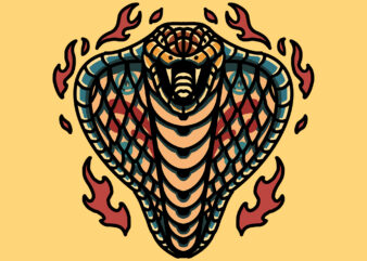 cobra flame
