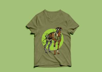 dog tshirt design