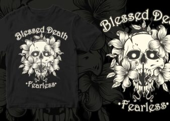 blessed death -fearless-