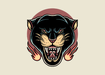 panther tattoo inspired