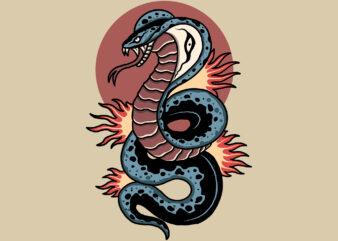 raging cobra