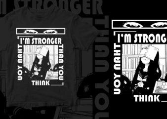 anime manga (i stronger)
