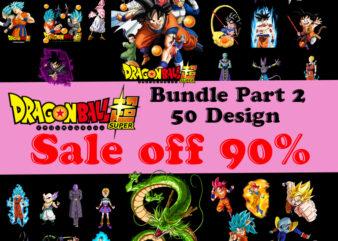 Dragonball Super Bundle 2, Anime PNG, Son Goku PNG, Beerus PNG, Whis Png, Frieza PNG, Vegeta PNG, Majin Buu PNG, Jiren PNG Digital Download, Instant Download
