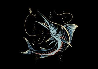 marlin fishing 1