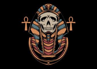 paraoh skull