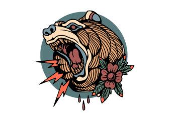 roar of bear