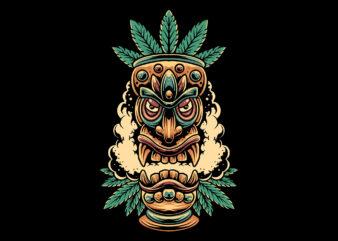 tiki weed 1