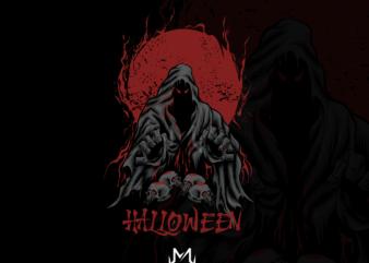 grim reaper (halloween Day)