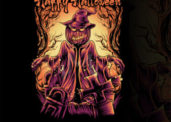the scary pumkin (happy halloween day)2