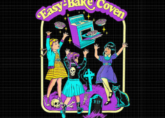 Easy Bake Coven Witch Png, Halloween Witch Png, Halloween Vector, Halloween Png, Witch Png
