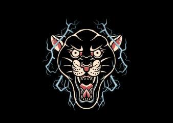 lightning panther