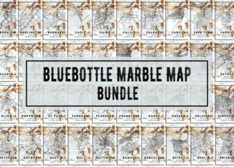 Bluebottle Marble Map Bundle