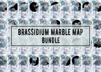 Brassidium Marble Map Bundle