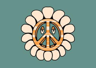 peace bloom cartoon