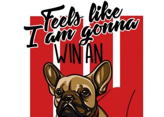 Feels like I am gonna win an Oscar today t shirt graphic design
