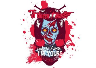 I'm yours t shirt design for sale