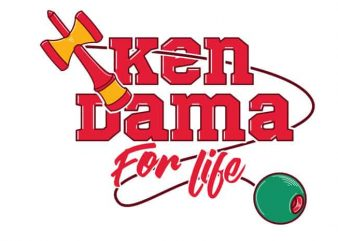 Kendama for life t shirt design for sale