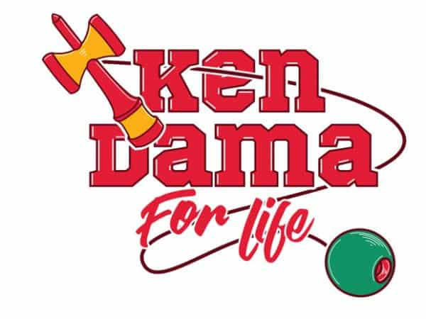 Kendama for life t shirt vector art