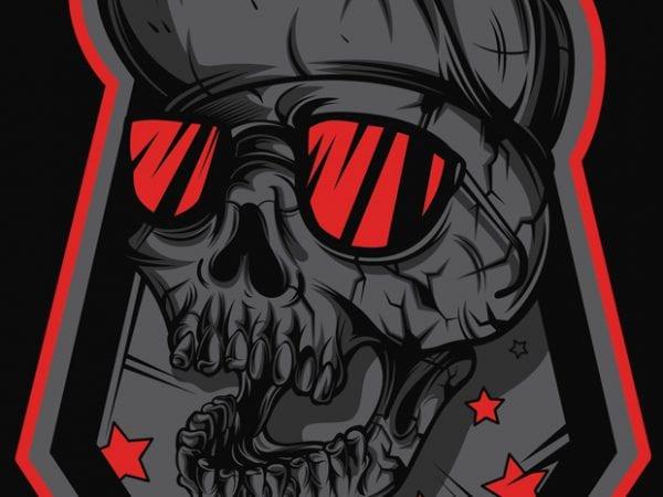 skull graver 600x450 - Skull Graver buy t shirt design