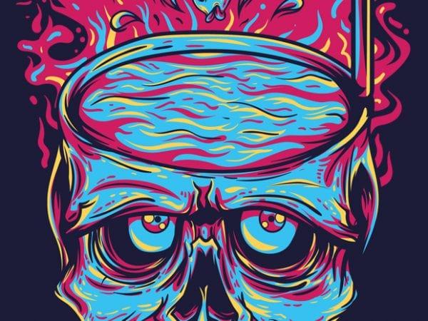 skull pool 600x450 - Skull Pool buy t shirt design