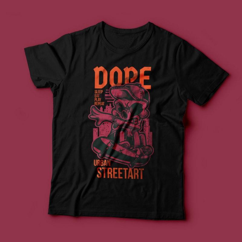 Street Kid t shirt designs for teespring