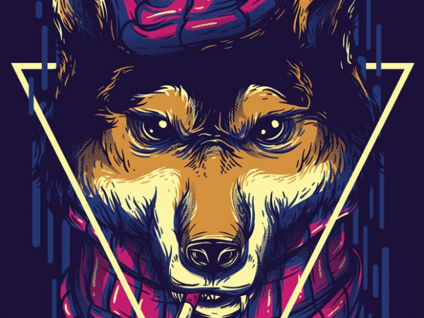 The Wolves t shirt designs for sale