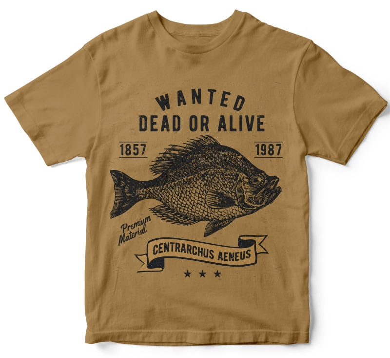 fish t shirt design t shirt designs for printful
